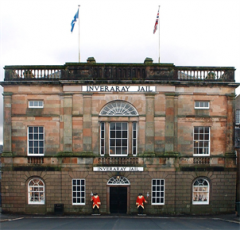 The Town. The People. The Place - Inveraray Jail