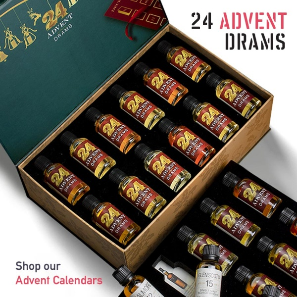 24 Advent Drams u2013 Christmas Whisky Gifts