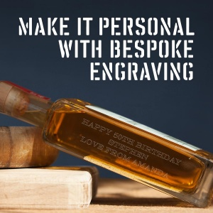 Make it Personal With Bespoke Engraving