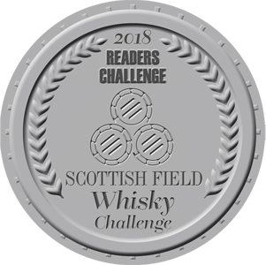 Scottish Field Whisky Challenge 2018 Silver - The Living Cask Batch 6