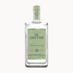 The Loch Fyne Botanical Gin