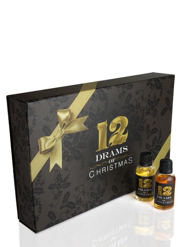 19c69fbf296 12 Drams of Christmas Deluxe (2017 Edition)