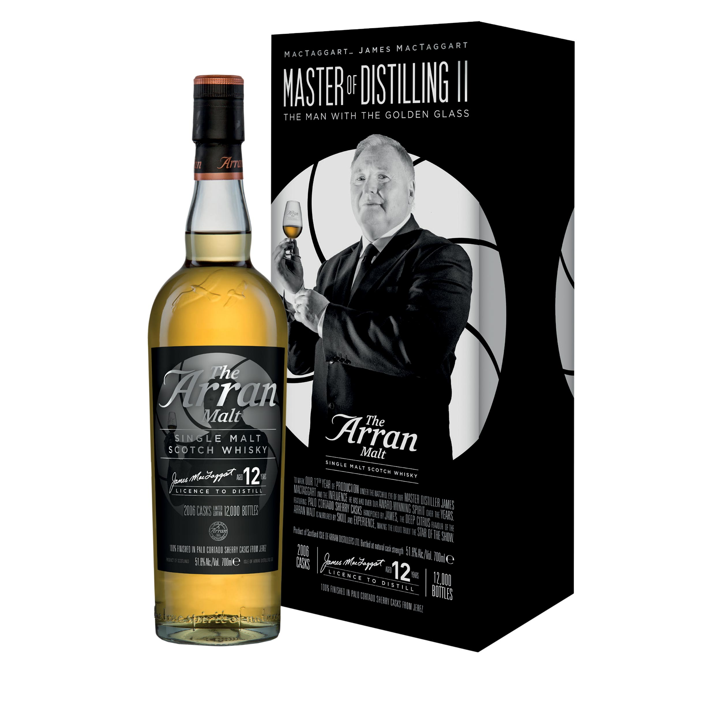Arran Master of Distilling II