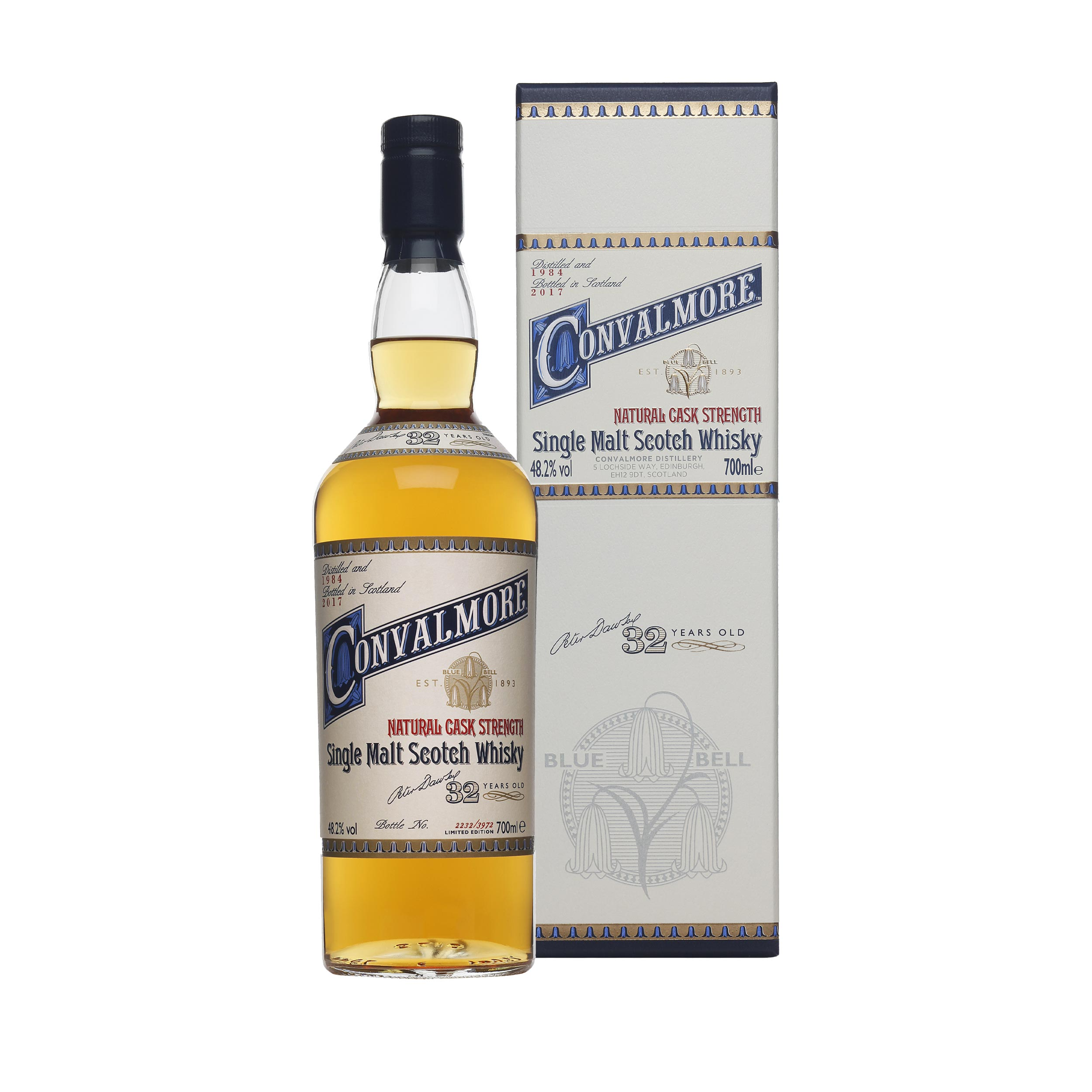 Convalmore 32 Year Old 2017 Special Release