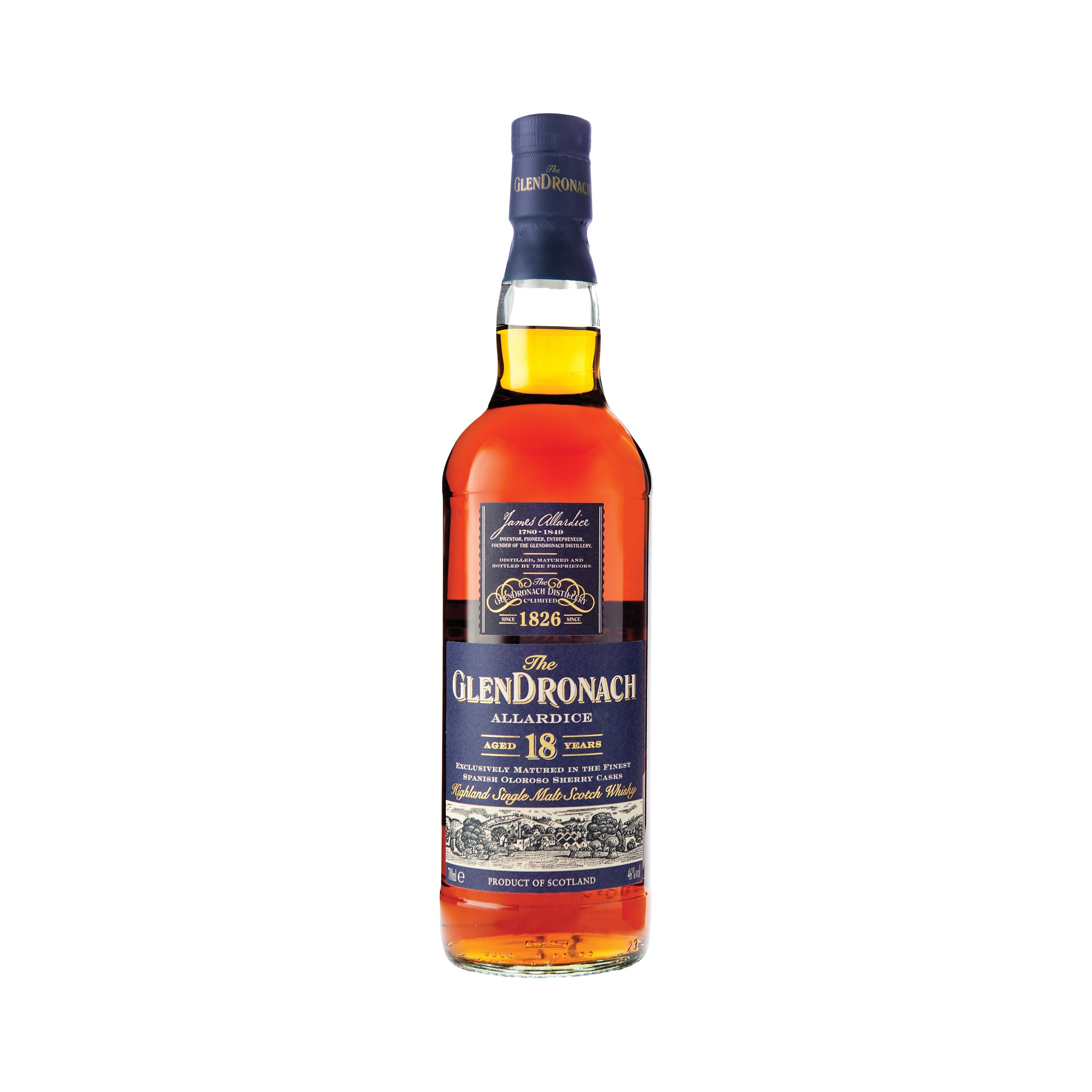 GlenDronach 18 Year Old