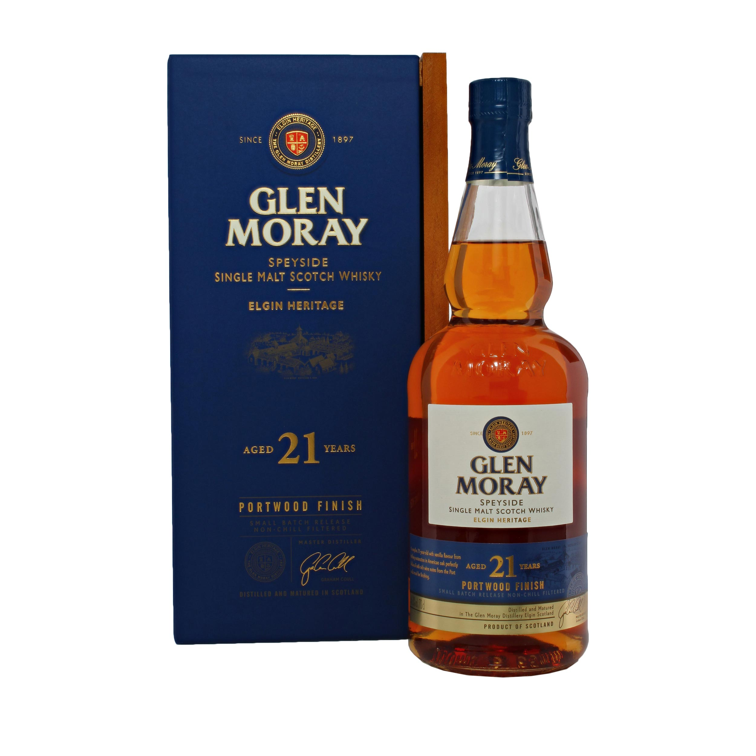 Glen Moray 21 Year Old