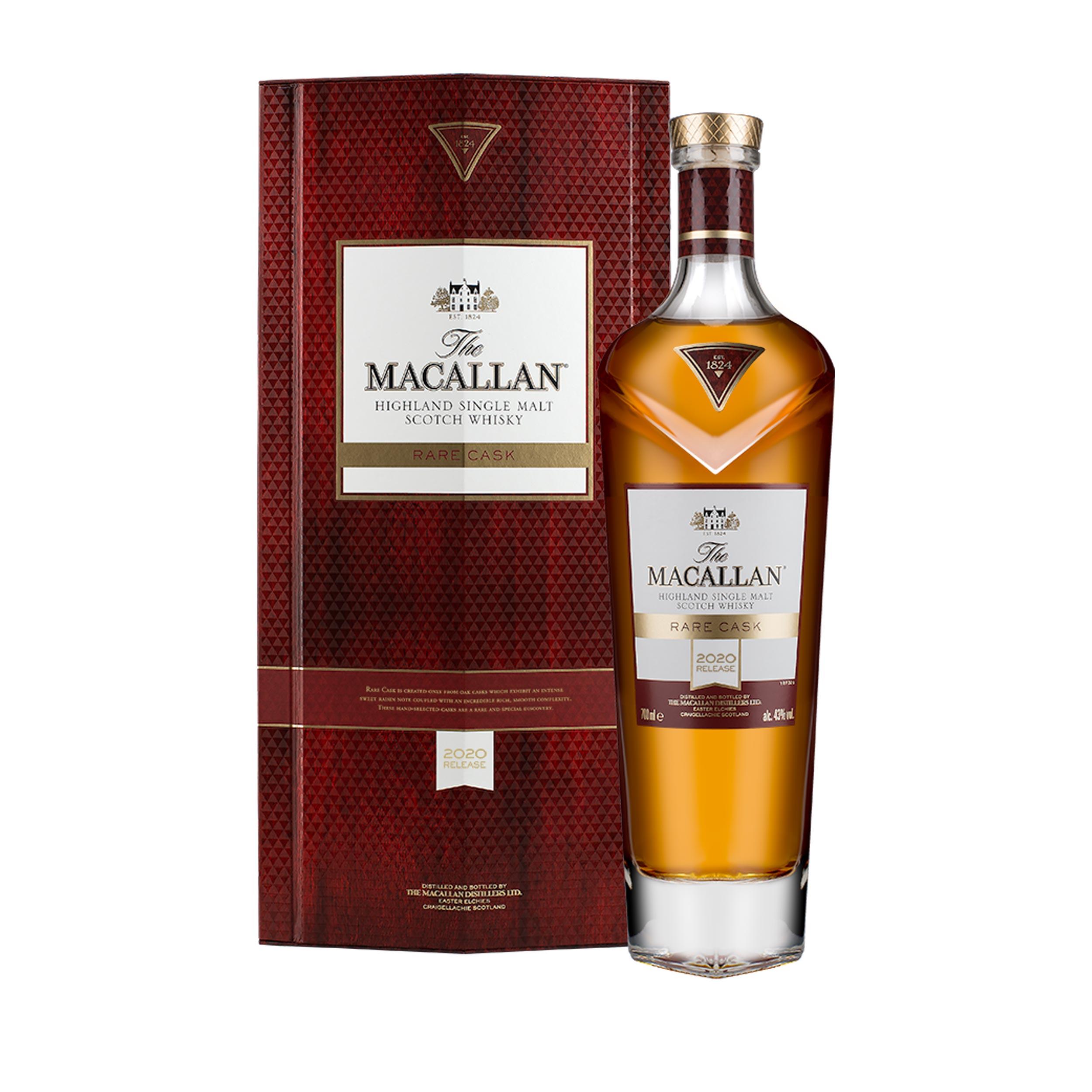 Macallan Rare Cask 2020 Release