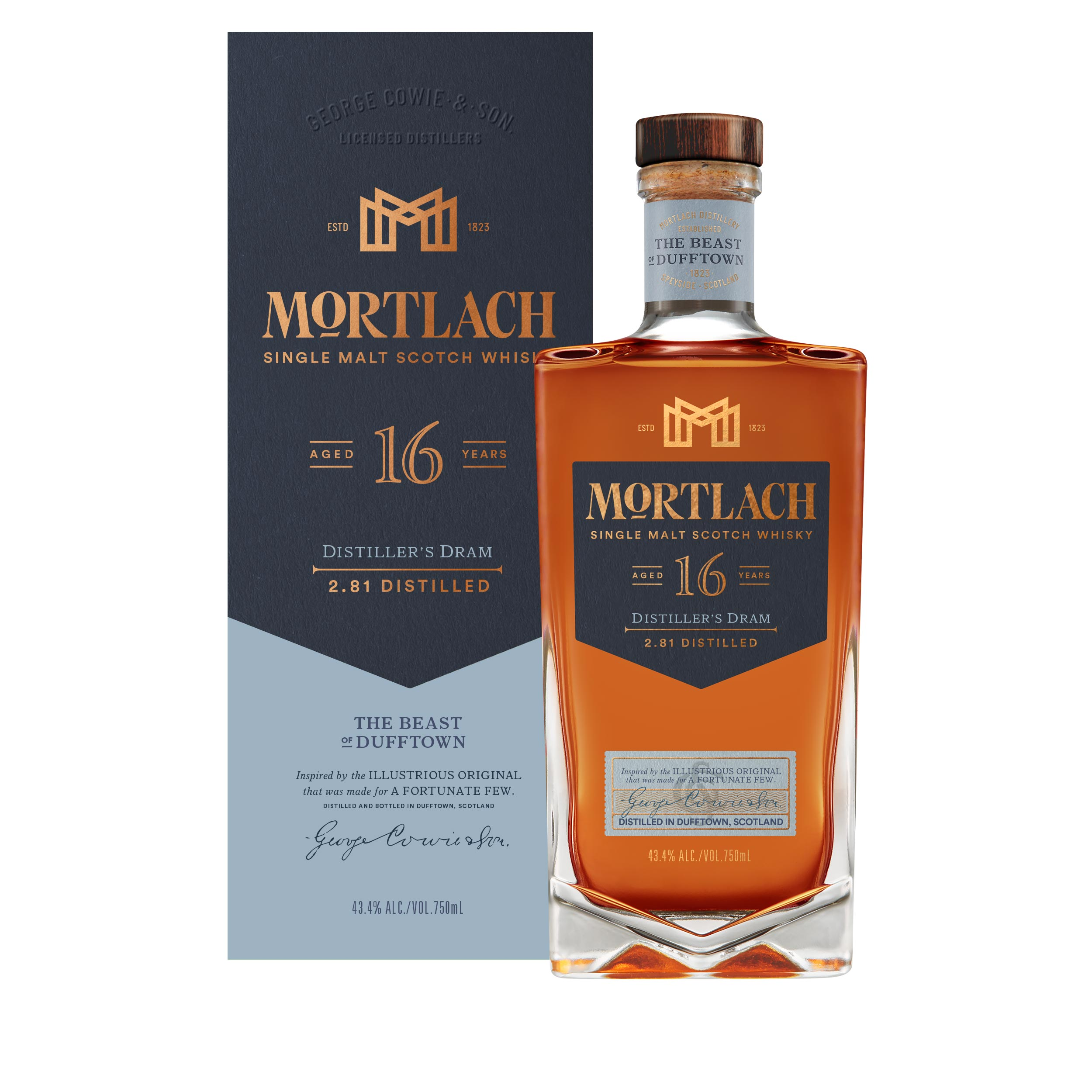 Mortlach 16 Year Old Distillers Dram