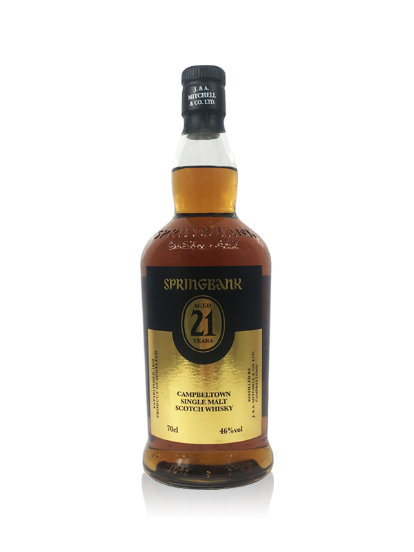 springbank 21 Year Old 2019
