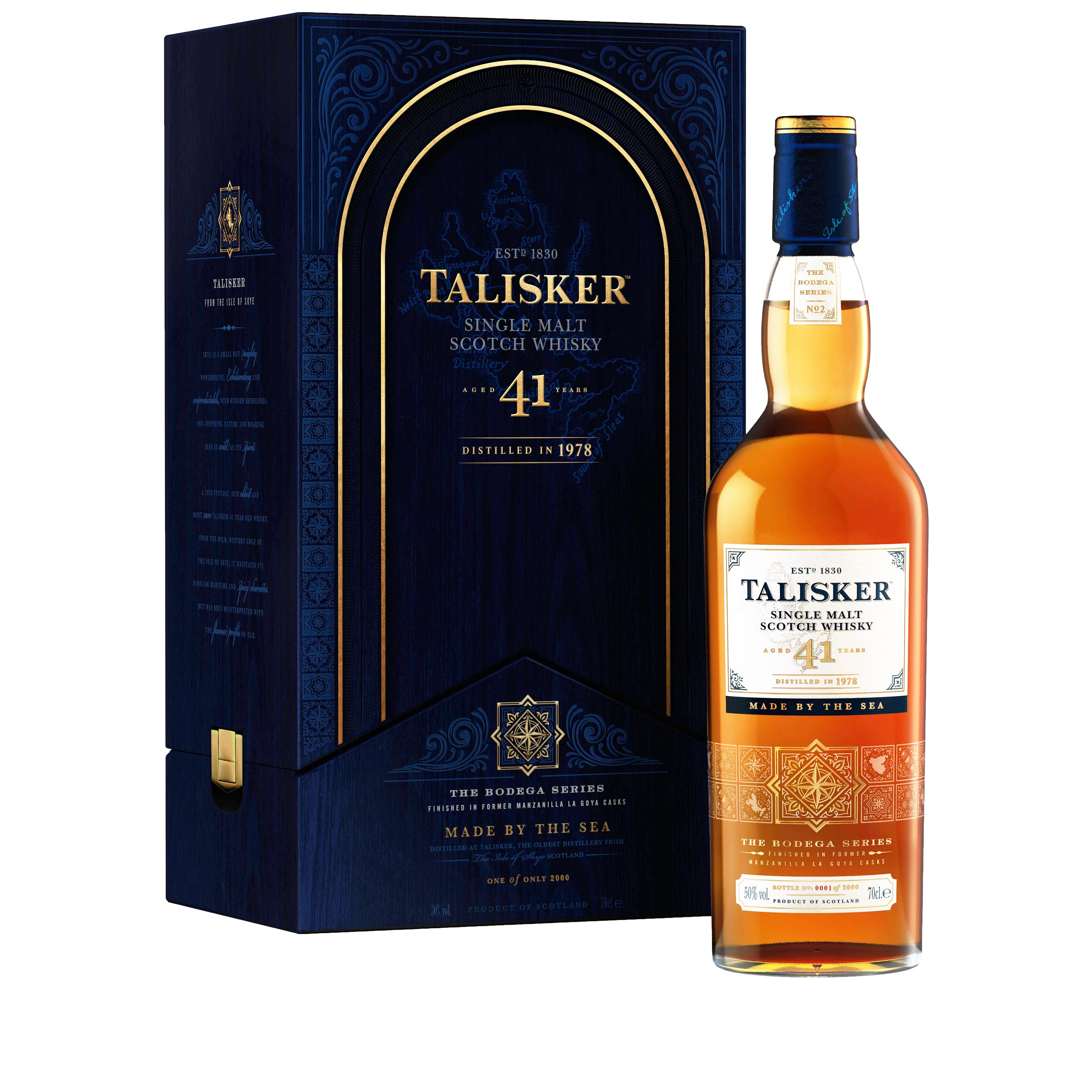 Talisker 41 Year Old