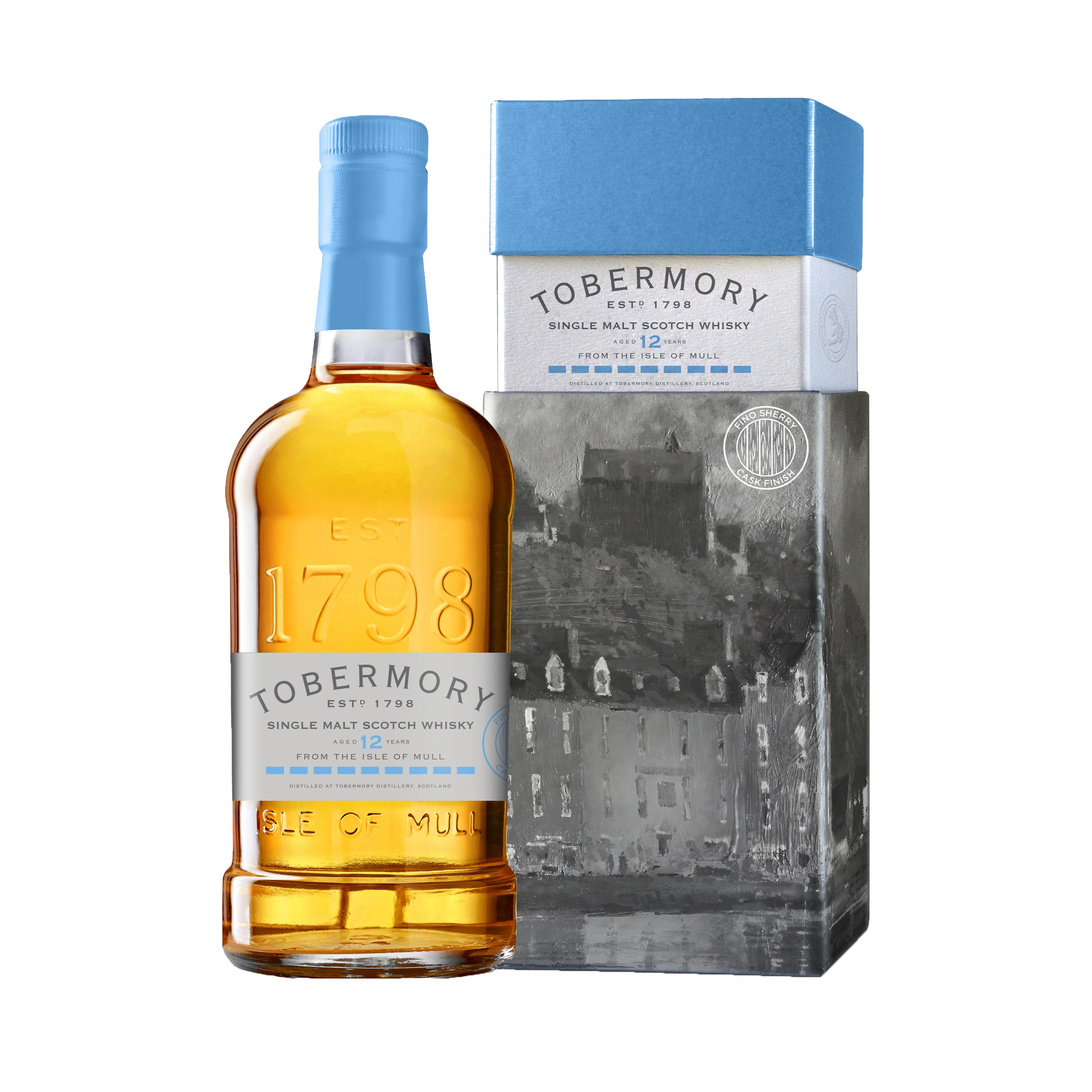 Tobermory 12 Year Old Fino Cask Finish
